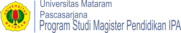 Program Studi Magister Pendidikan IPA